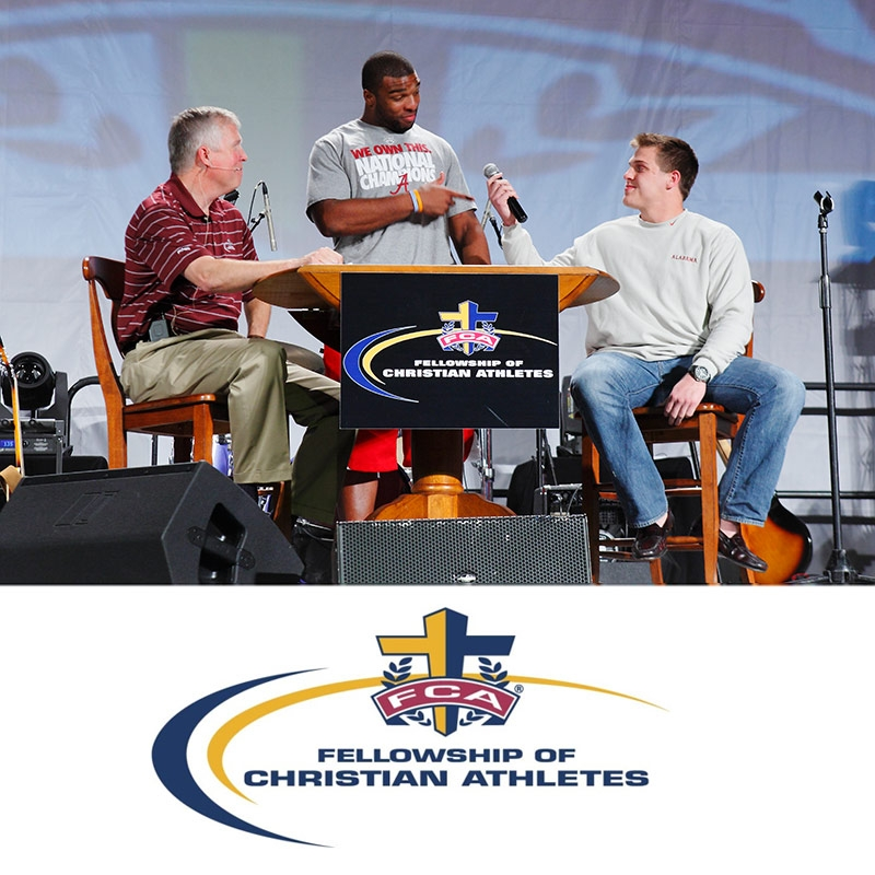 FCA Senior Bowl Rally